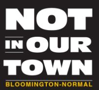 image of the Not in our Town logo
